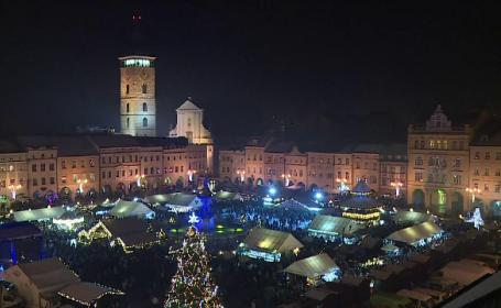 În Cehia s-a dat startul târgurilor de Crăciun. Cum sunt atrași vizitatorii