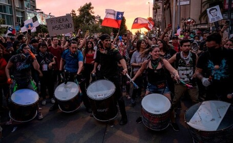 Proteste Chile - 4