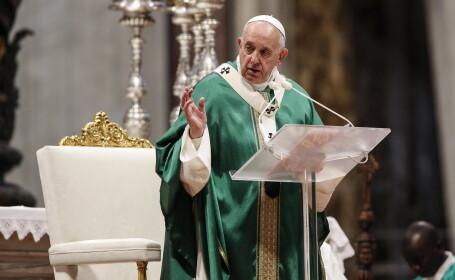 Fără vaccin, fără loc de muncă. Vaticanul înăspreşte tonul faţă de angajaţii care se opun vaccinării
