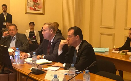 Ludovic Orban, Victor Costache
