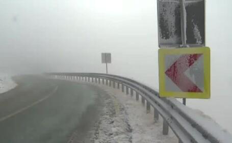 Vortex polar în România. Temperaturi cu 10 grade mai mici decât normalul perioadei