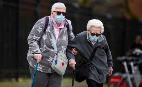Simptomul cheie care arată că persoanele vârstnice sunt infectate cu Covid-19. Nu este tusea sau febra