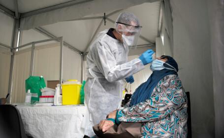coronavirus testare