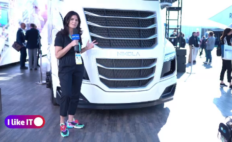 Camion autonom Nikola