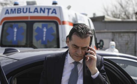Ludovic Orban a răspuns la telefoanele DSP. Mesajul bizar primit de la un interlocutor