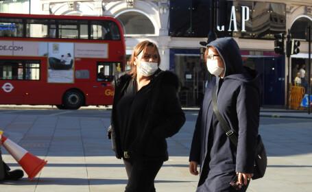 """Londra trece la nivelul de alertă """"ridicat"""", iar socializarea va fi interzisă"""