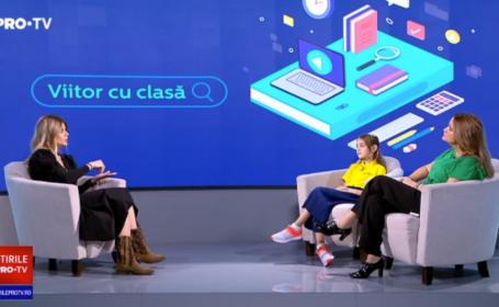 """""""Viitor cu clasă""""."""