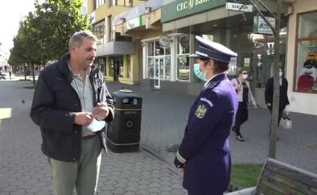 masca, politie
