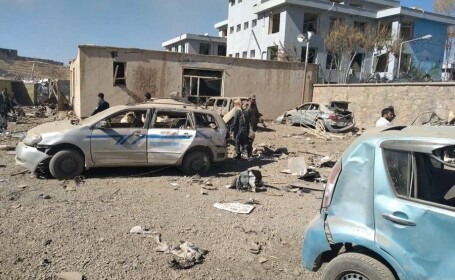 Explozia unui automobil-capcană a ucis cel puţin şapte oameni în Afganistan