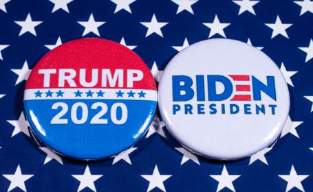 Joe Biden îl devansează pe Donald Trump în sondaje, cu două săptămâni înainte de alegeri
