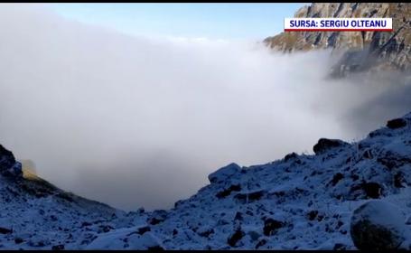 Primele ninsori din acest an au închis Transalpina. Când se închide Transfăgărășan