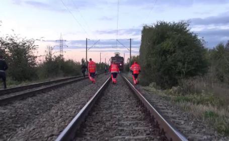 Accident de tren