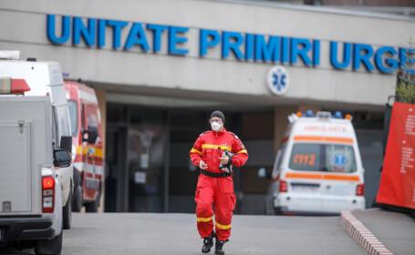 În România nu mai există spitale Covid şi non-Covid. Medicii sunt puşi în faţa unor scene dramatice