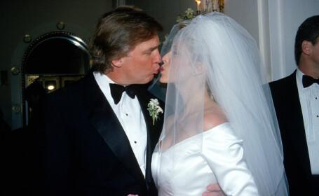 Marla Maples, a doua soție a lui Donald Trump - 2