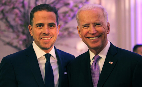 De ce a fost de fapt Hunter Biden eliberat din armată. Donald Trump, acuzat că răspândește informații false