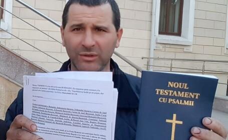 Suceveanul care cere interzicerea Halloween-ului în România vrea să candideze la Parlament. Ce partid îl susține