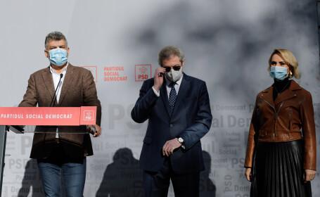 Alegeri parlamentare 2020. Care sunt candidații de pe listele PSD în București și în țară