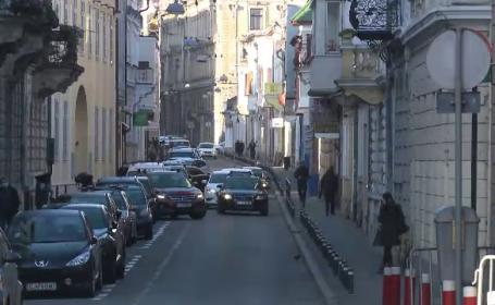 """Cluj Napoca a intrat în scenariul roșu, dar oamenii tot nu poartă mască. """"AM fost alertată, dar îmi aburesc ochelarii"""""""