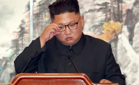 Kim Jong-un le-a ordonat nord-coreenilor să stea în case, de frica unui nor de praf galben care ar aduce Covid-19 din China