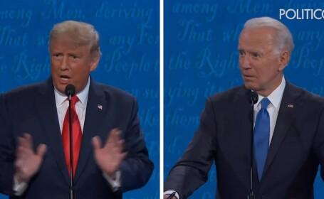 Dezbatere Trump-Biden
