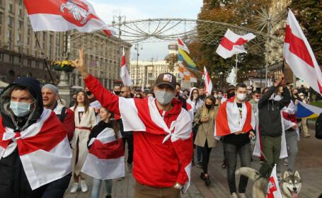 Grevă naţională în Belarus pentru demisia preşedintelui Lukaşenko