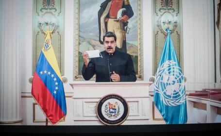 """Maduro spune că Venezuela a descoperit medicamentul care """"elimină 100% Covid-19"""""""