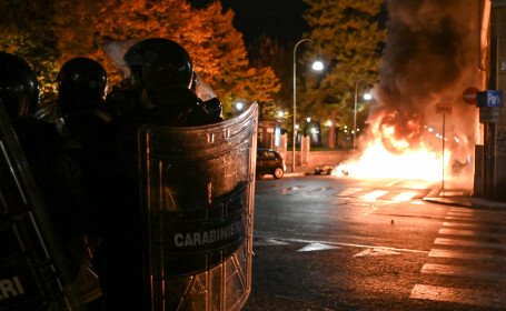 proteste italia