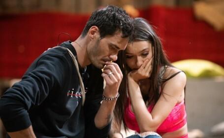 Ferma, marți, 27 octombrie. George Burcea și Viviana, în lacrimi. Actorul a ajuns cu ambulanța la spital. Ce s-a întâmplat