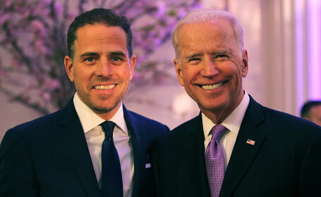 hunter si joe biden