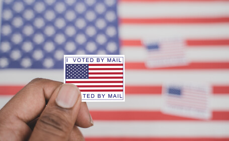 vot prin corespondență