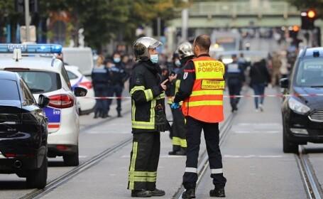 Atac cu armă albă în Nisa. Autoritățile nu exclud posibilitatea unui incident terorist - 10