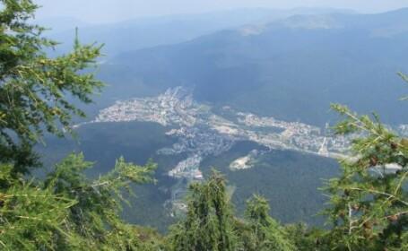 Aglomeratie si cozi infinite: asta au indurat turistii pe Valea Prahovei