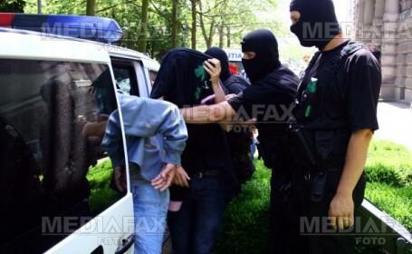 Tanarul au fost prins de politisti