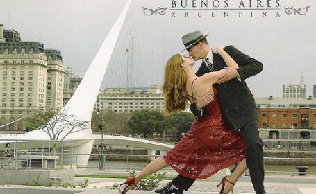Argentinienii, campioni mondiali la tango