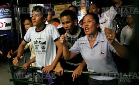 In Bangkok a fost decretata starea de urgenta