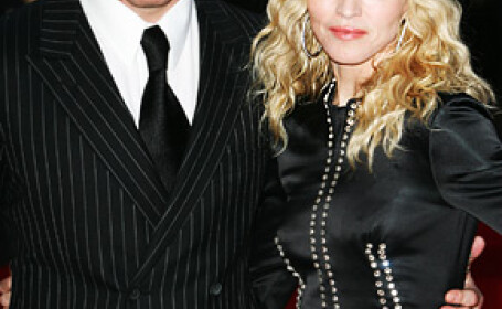 Guy ritchie si Madonna
