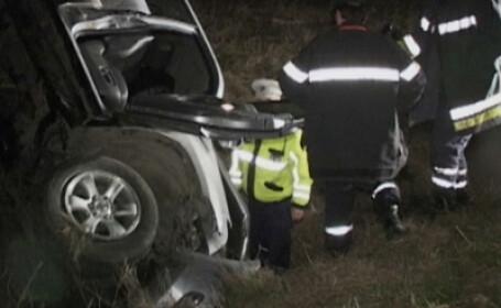 Tragedie pe DN1, in zona Posada. Trei morti si un ranit