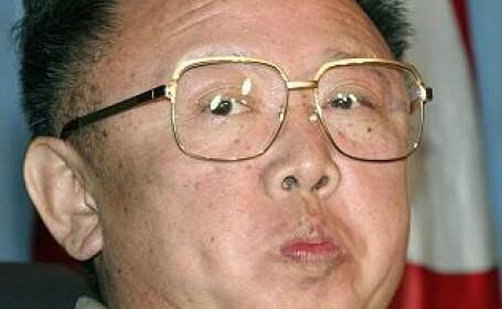 Liderul nord-coreean Kim Jong-il a murit in 2003, sustine un profesor