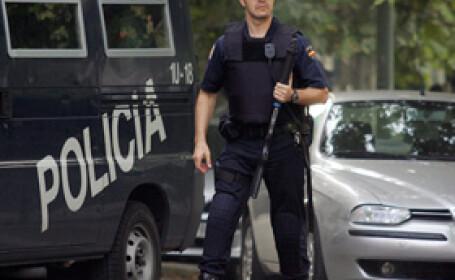 Lupte intre imigrantii africani si fortele de ordine in Spania