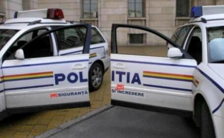 Tinerii au fost dusi la sectia de politie