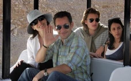 Familia Sarkozy