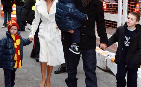 familia Beckham