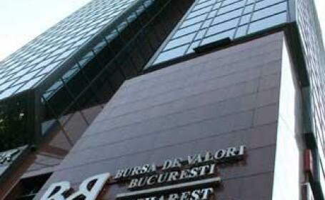 Importante companii romanesti au pierdut la bursa 2,5 miliarde euro