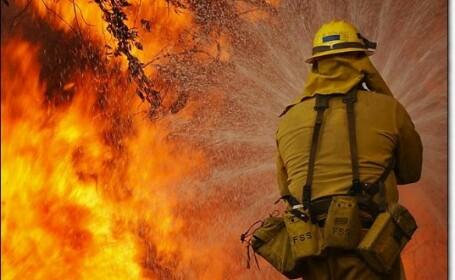 Incendii puternice pe Coasta de sud a Croatiei