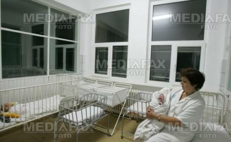 Bebelusul a stat cinci zile in maternitate, inainte sa fie ucis