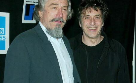Al Pacino si De Niro