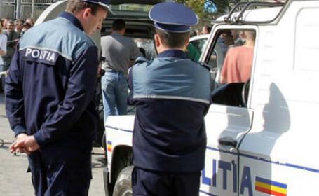 Salariile politistilor, majorate cu pana la 20% de la 1 ianuarie 2009