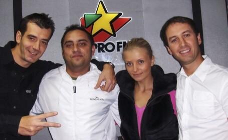 Sylvia, DJ Rhino, Semen cu Ivan