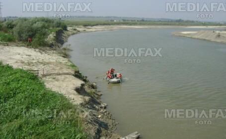 Barbatul gasit inecat in raul Mures a fost identificat