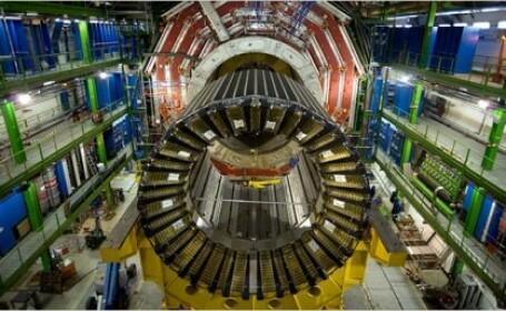 Experimentul de la Geneva, amanat din cauza unei scurgeri de heliu lichid